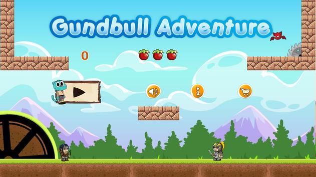 Gandball Adventure World poster