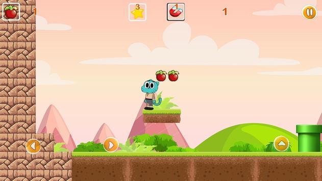 Gandball Adventure World screenshot 1