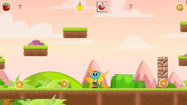 Gandball Adventure World screenshot 2
