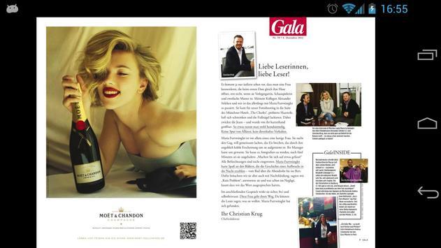 Gala Magazin apk screenshot