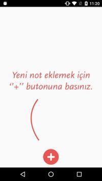 Şifreli Not Defteri poster