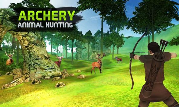 Archery Animals Hunting poster