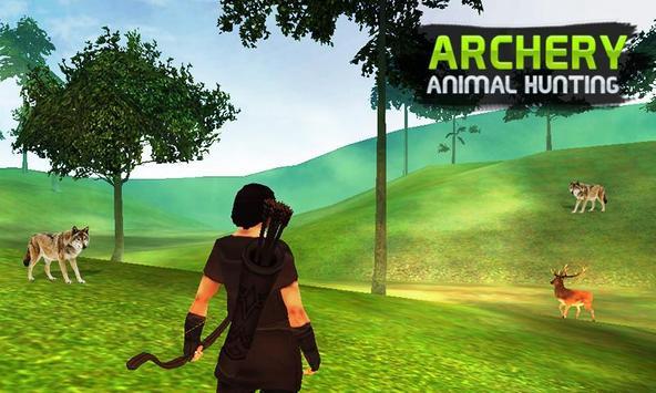 Archery Animals Hunting screenshot 1