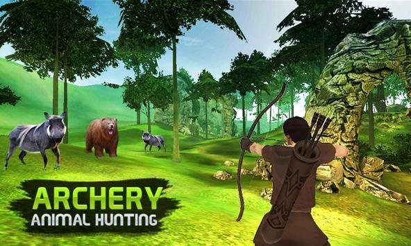 Archery Animals Hunting screenshot 2