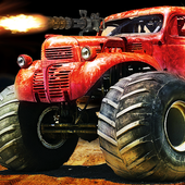 Offroad Death Racing 3D icon