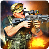 Modern Commando Sniper Fury icon