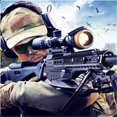 Elite Sniper Combat Killer : Army Civil War icon