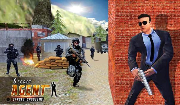 Secret Agent Target Shooter poster