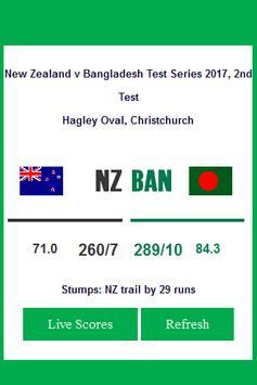 Cricket Live apk screenshot