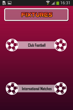 Football Live screenshot 1