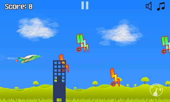 Plane 2D Battle screenshot 1