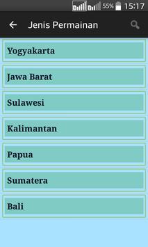 Permainan Tradisional Indo apk screenshot
