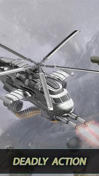 Gunship Helicopter Battle 3D Game apk screenshot