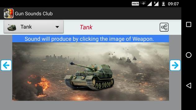 Gun Sounds Club screenshot 1