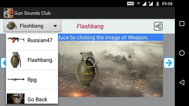Gun Sounds Club screenshot 3