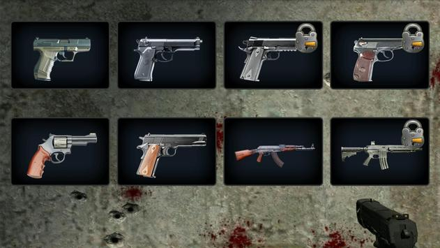 Gangster Weapons Simulator apk screenshot