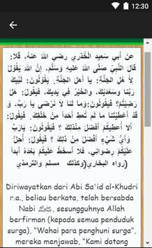 Kumpulan 40 Hadits Qudsi screenshot 3