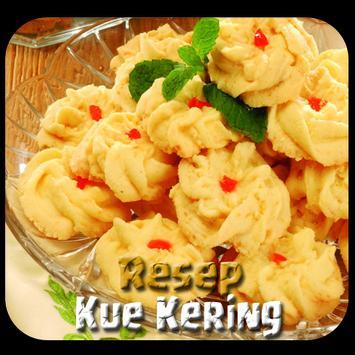 Resep Kue Kering poster