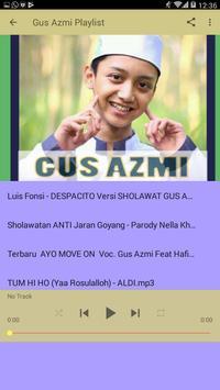 Kumpulan Lagu Gus Azmi Terbaru screenshot 1