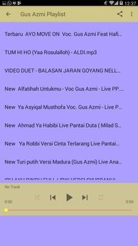 Kumpulan Lagu Gus Azmi Terbaru screenshot 2