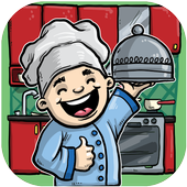 GuSa: Baby Cooking Game icon