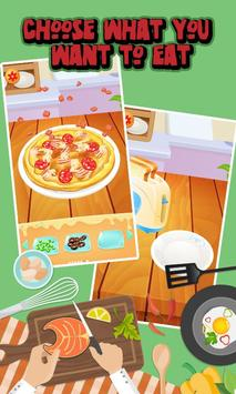 GuSa: Baby Cooking Game poster