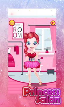 GuSa: Makeup for Princess Game poster