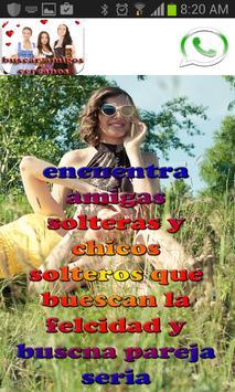 Buscar Amigos Cercanos Chat screenshot 1