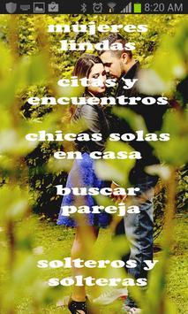 Conocer Solteras Citas yLigues screenshot 7