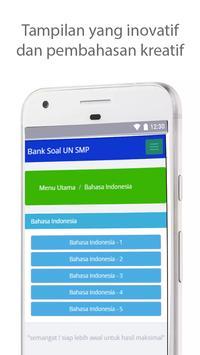 Bocoran Soal UN SMP MTs 2018 /UNBK UNKP (Rahasia) screenshot 4