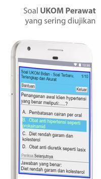 Uji Kompetensi Perawat  2018 screenshot 3