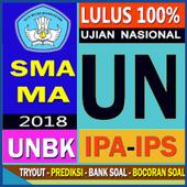 Soal UN SMA (UNBK-UNKP) 2018 SBMPTN–USBN (Rahasia) icon