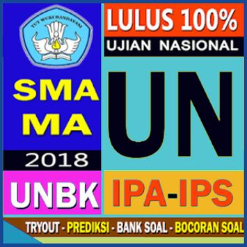 Soal UN SMA (UNBK-UNKP) 2018 SBMPTN–USBN (Rahasia) poster