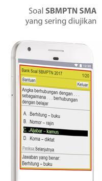 Soal UN SMA (UNBK-UNKP) 2018 SBMPTN–USBN (Rahasia) screenshot 3