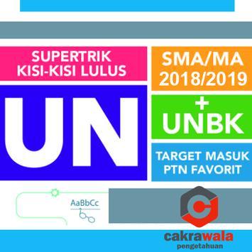 Bedah Soal dan Jawaban UN SMA/MA 2018/2019 UNBK poster