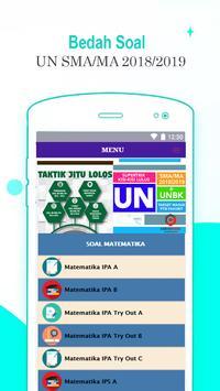 Bedah Soal dan Jawaban UN SMA/MA 2018/2019 UNBK apk screenshot