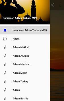 Kumpulan Mp3 Adzan Terbaru apk screenshot