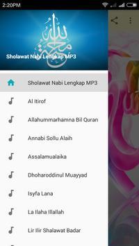 Sholawat Nabi apk screenshot