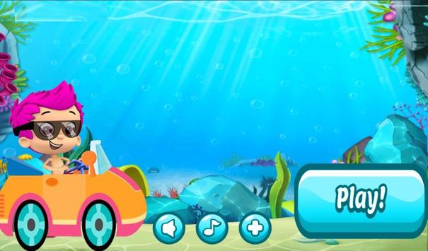 Guppies adventure apk screenshot