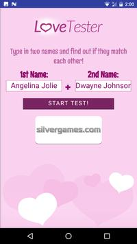 Indian Love Tester Game screenshot 1