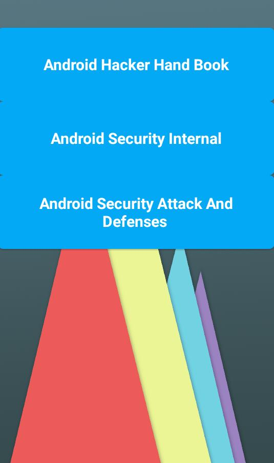 Ethical Hacking 40 Free E-Books 2018 for Android - APK Download