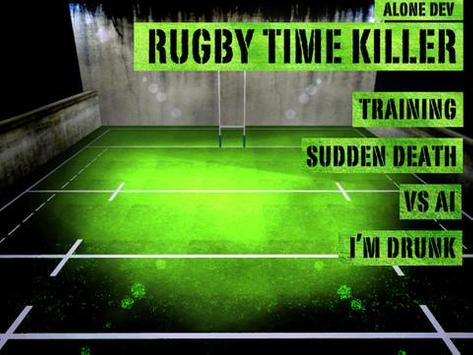 Rugby Time Killer poster
