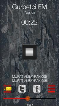 Gurbetçi FM apk screenshot
