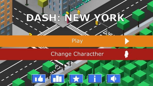 Dash: New York poster