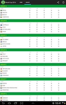 WorldCup 2014 screenshot 5