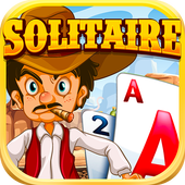 Wild West Tri Peaks Solitaire icon