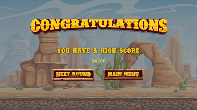 Wild West Tri Peaks Solitaire screenshot 13