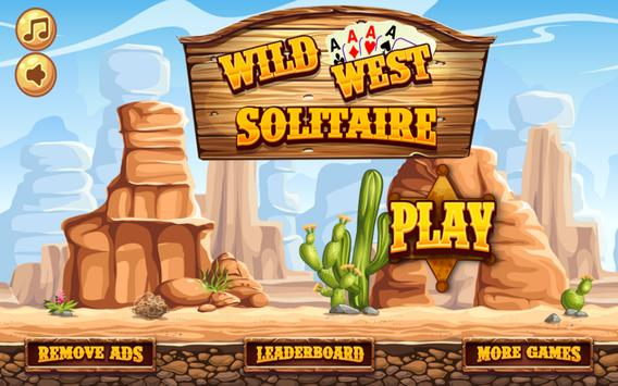 Wild West Tri Peaks Solitaire screenshot 5