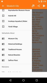 Safranbolu City Guide screenshot 1