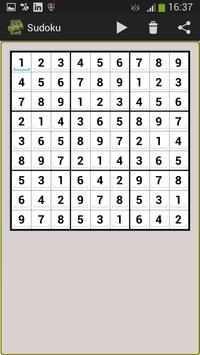 Sudoku Solution apk screenshot